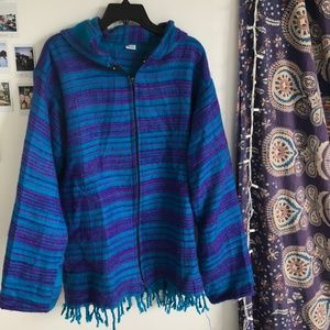 Sweaters - Bright indie knit sweater